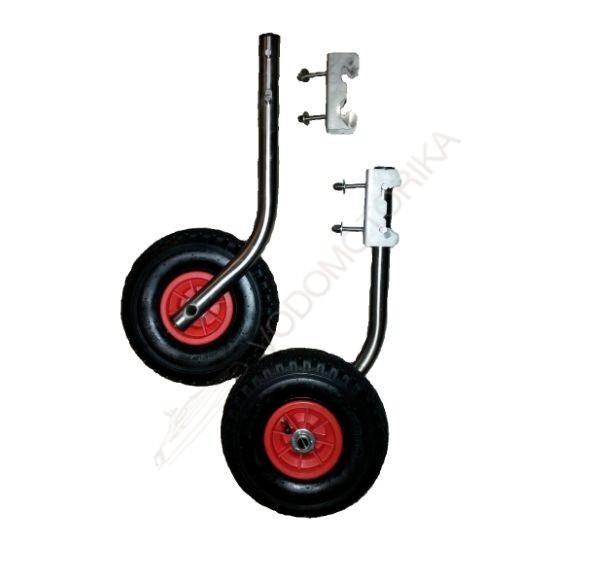 быстросъемные транцевые колеса видео